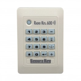 Standalone Proximity Card Reader & Keypad - Secura Key RK-600