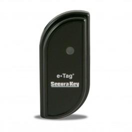 eTag Mullion Contactless Reader - Secura Key ET-WXM
