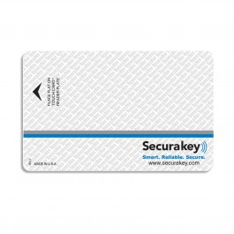 Secura Key SKC-03 Barium Ferrite Card for Insert Readers