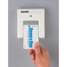 Card Reader for Mosler Linx Systems, Surface Housing - SecuraKey