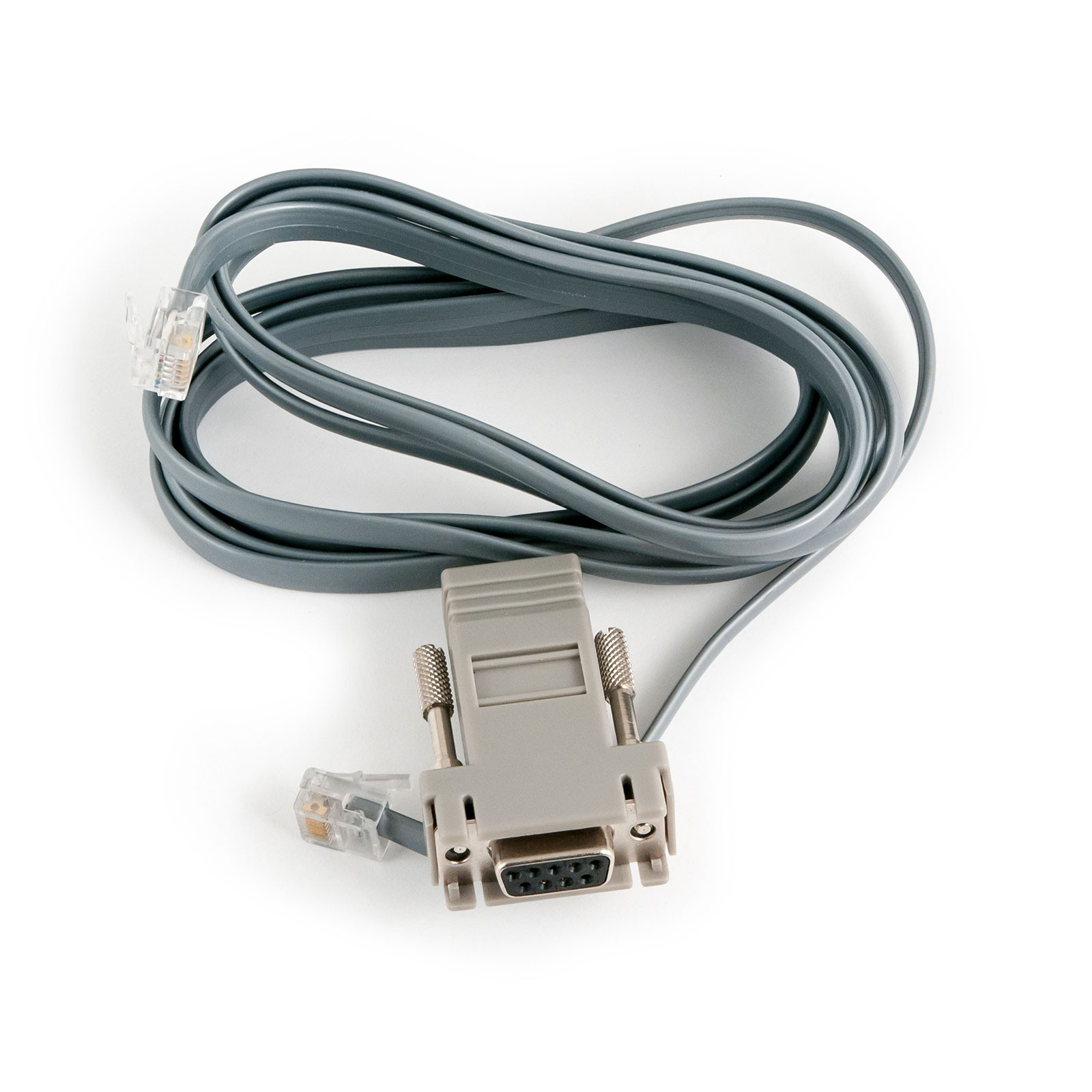 Secura Key SKQUICKCONN DB9 to RJ11 6 ft Cable | SecuraKey Store